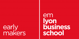 EM Lyon logo
