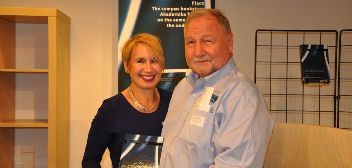 Lene Foss and David Gibson
